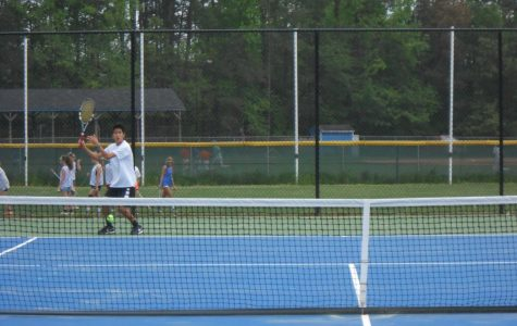 Athens men's tennis team loses to Green Hope 9-0
