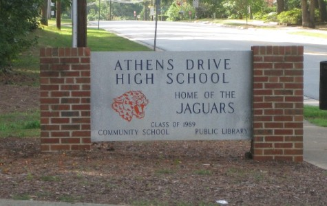 Athens Drive High School becomes a magnet school and introduces a new theme