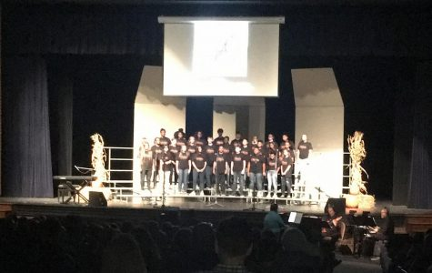 Athens Drive chorus performance leaves people wanting more