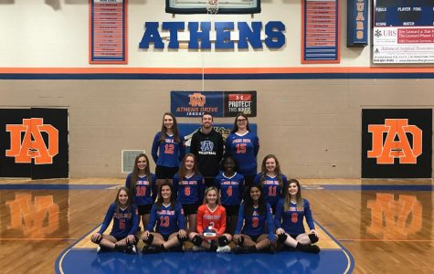 Athens Drive hires new volleyball coach