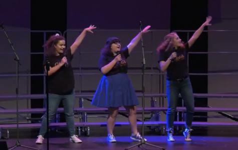 Athens Drive Chorus Department 2018-2019 Performances