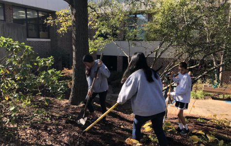 Fall Campus Beautification Day