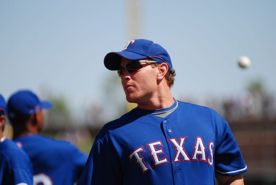 Josh Hamilton was selected first overall in the 1999 MLB Draft.