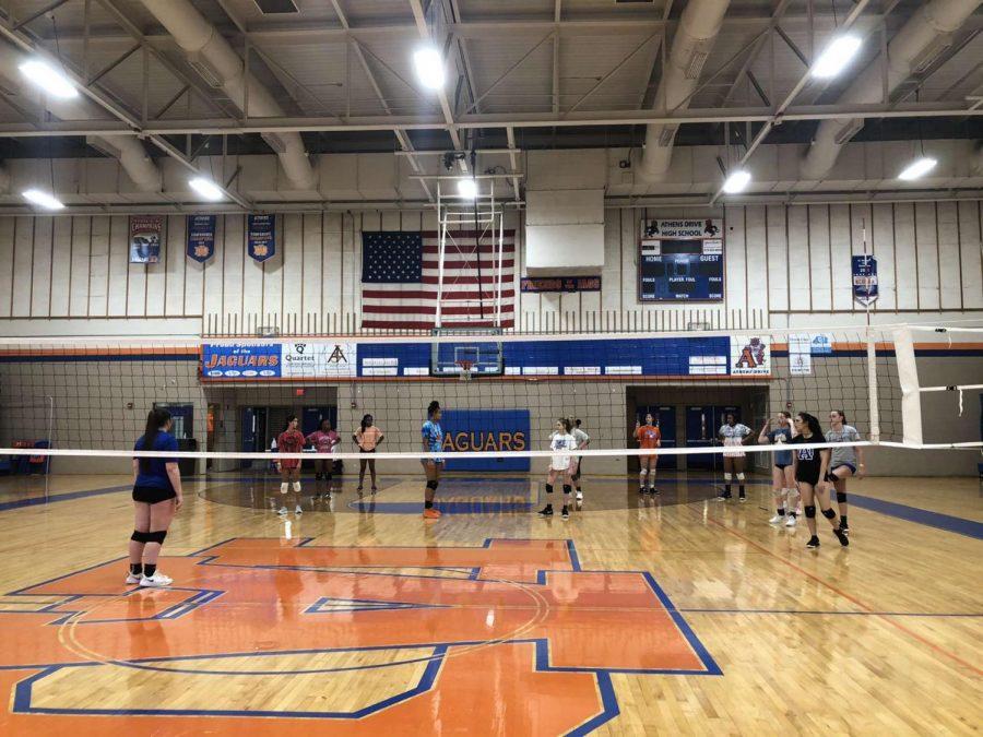 High+school+sports+return+to+Wake+County