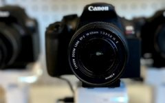 The Canon Digita Black, on sale at Target for $549.99