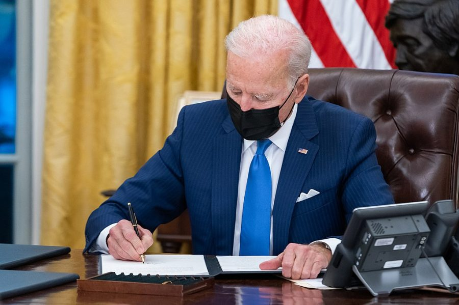 President Biden hits the ground running with numerous executive orders