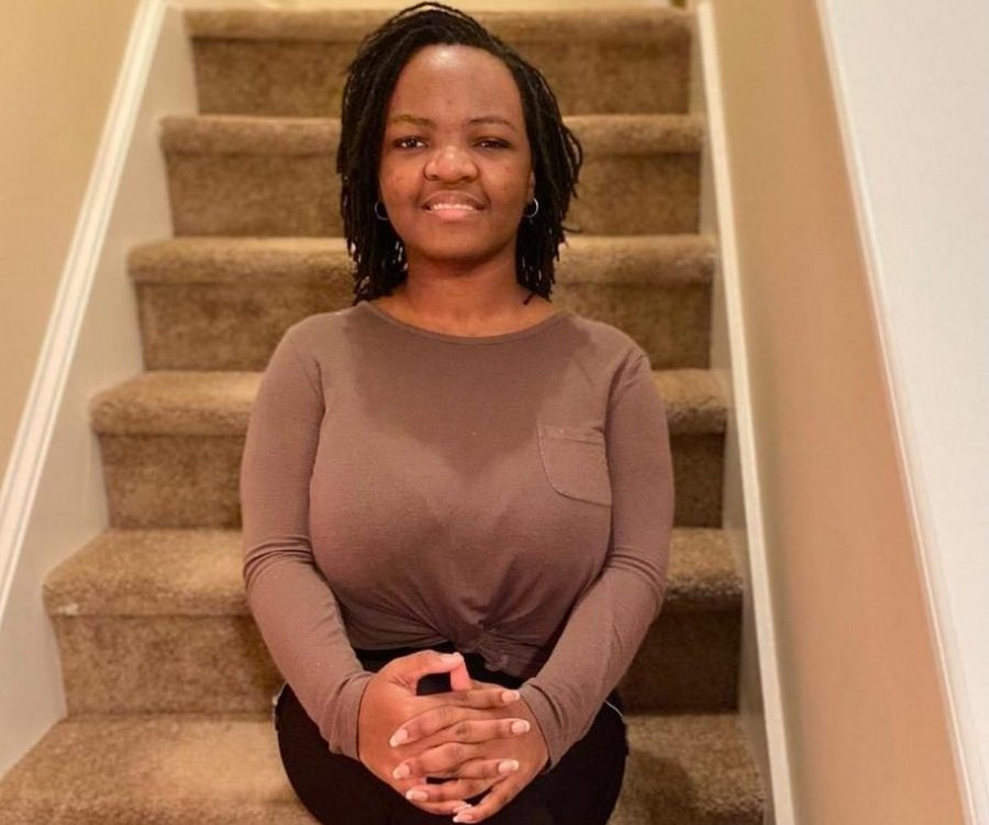 Christaan Uchena will graduate through the Health Science Career Academy this year.