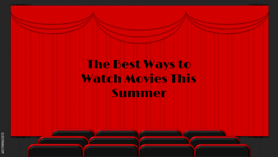 The best ways to watch movies this summer