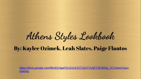 Athens Styles Lookbook